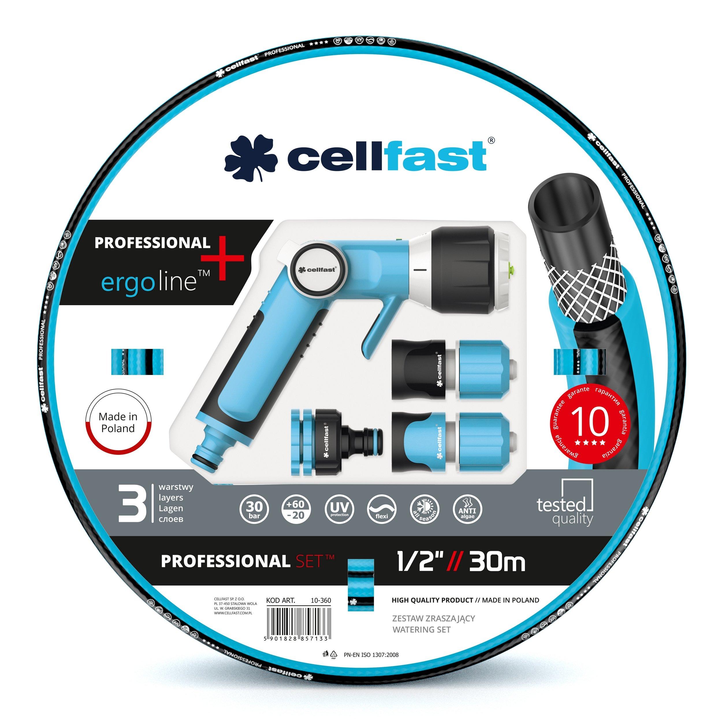Wąż ogrodowy i akcesoria CELL-FAST 10-360 10-360