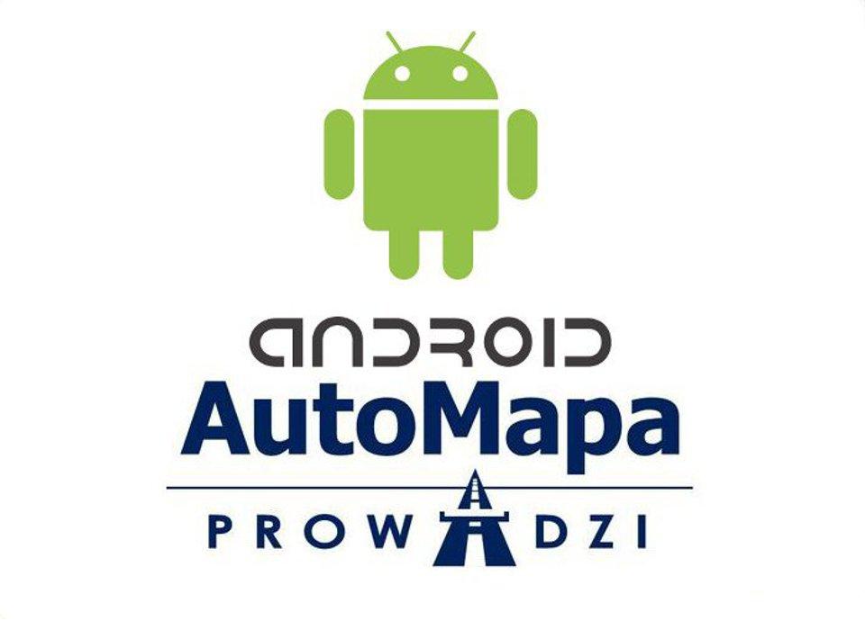 AutoMapa Polski Na Android Mapa Na 7 Dni Tydzień