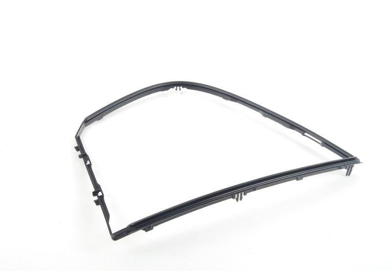 оригинальная прокладка стекла боковой задней bmw e90p