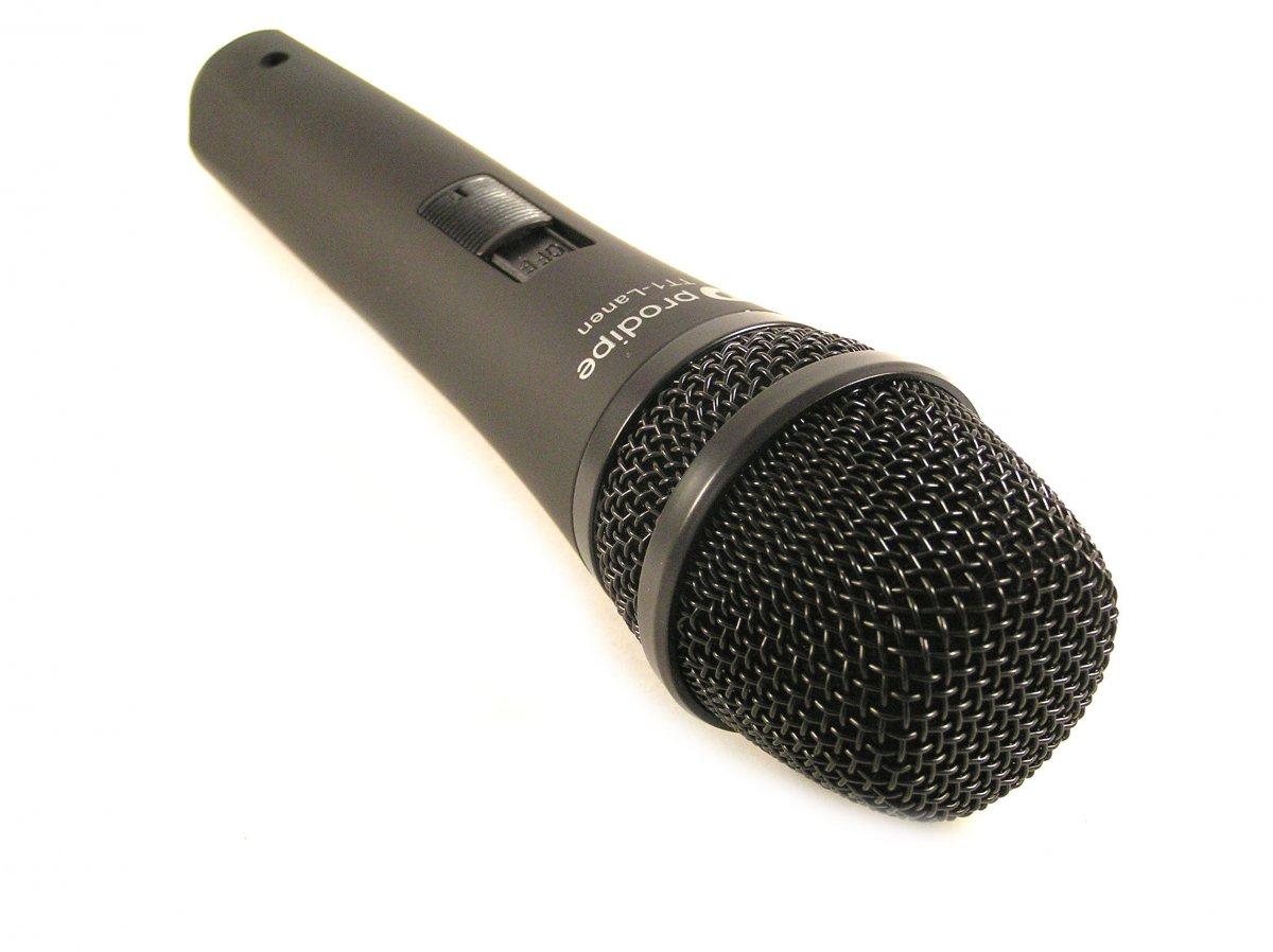 Produs TT1 Lane - Vokálny mikrofón