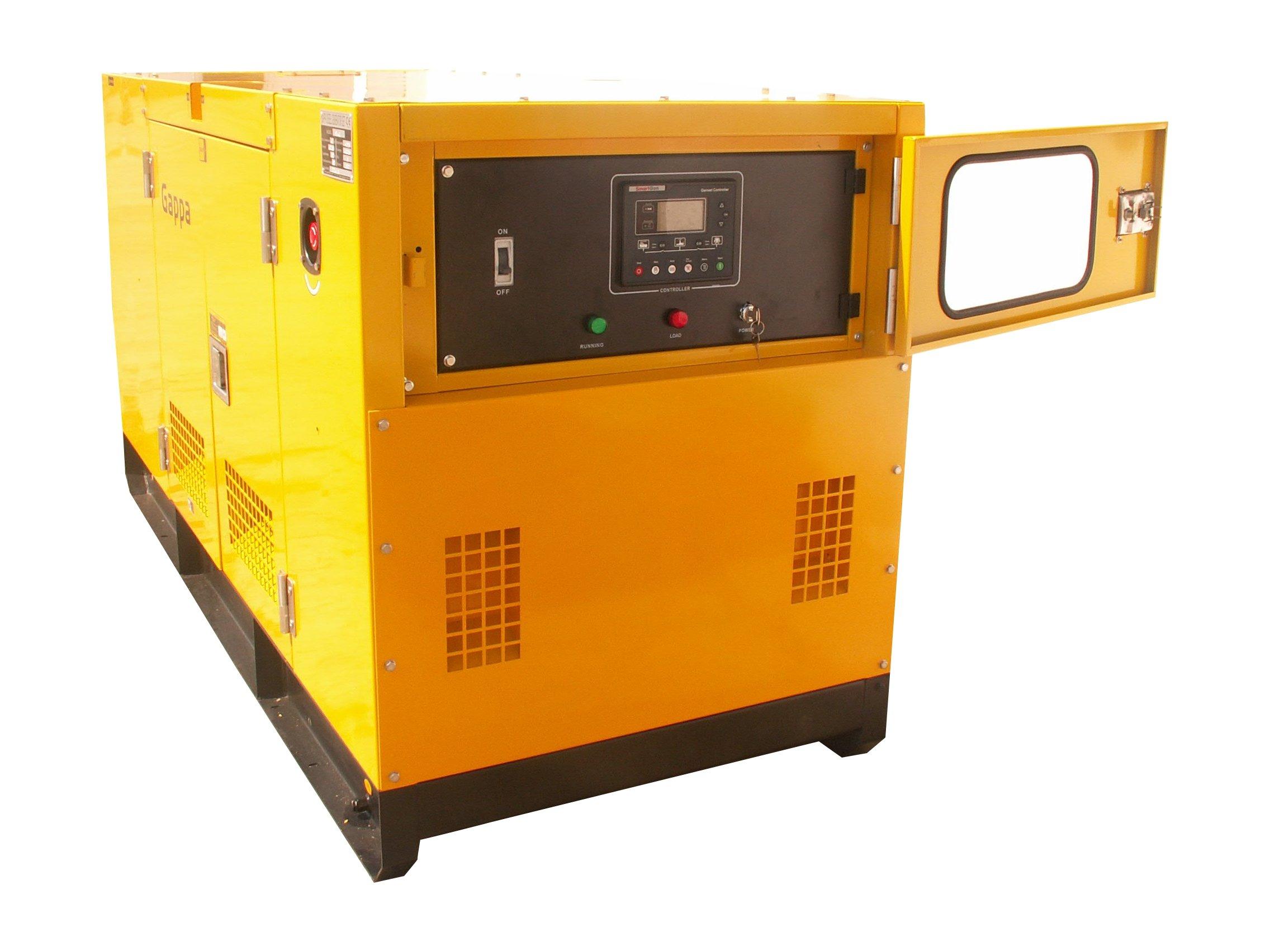 AGREGAT Prądotwórczy Generator 40kW / 50 KVA, SZR