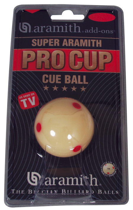 Bila Pool 57.2mm Aramith Pro-Cup