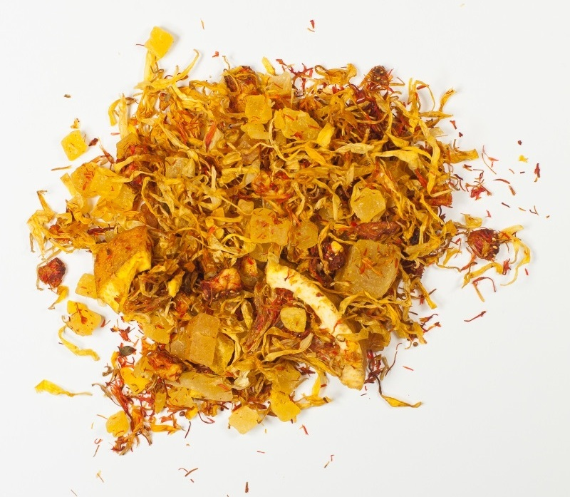 Čaj Mango ovocie-tango 1 kg