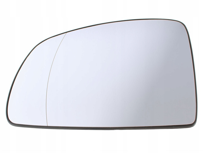 вклад зеркала с подогревом левый к opel meriva a 03-