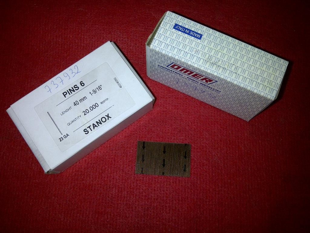 Sticks 0,65 x 40 mm Browned OP.20000 Skvelá cena