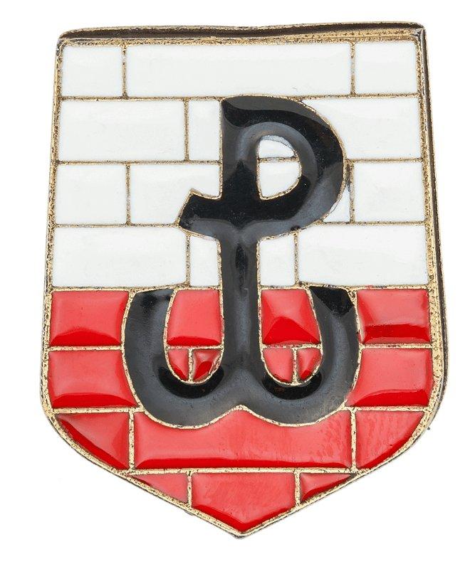 Ročný poľský boj na stene - nová farba