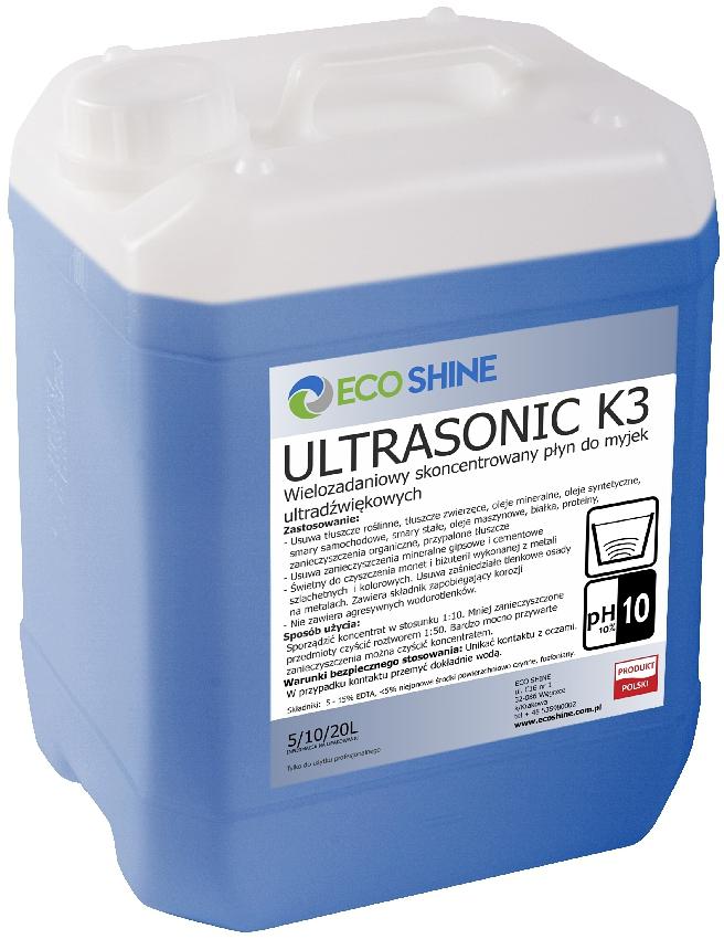 Жидкость для ультразвуковой очистки очиститель CONCENTRATE 5 L