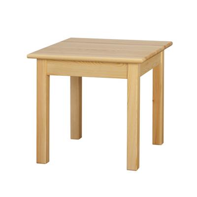 SOLIDNY stół 60x60 stolik kuchenny ława drewniana