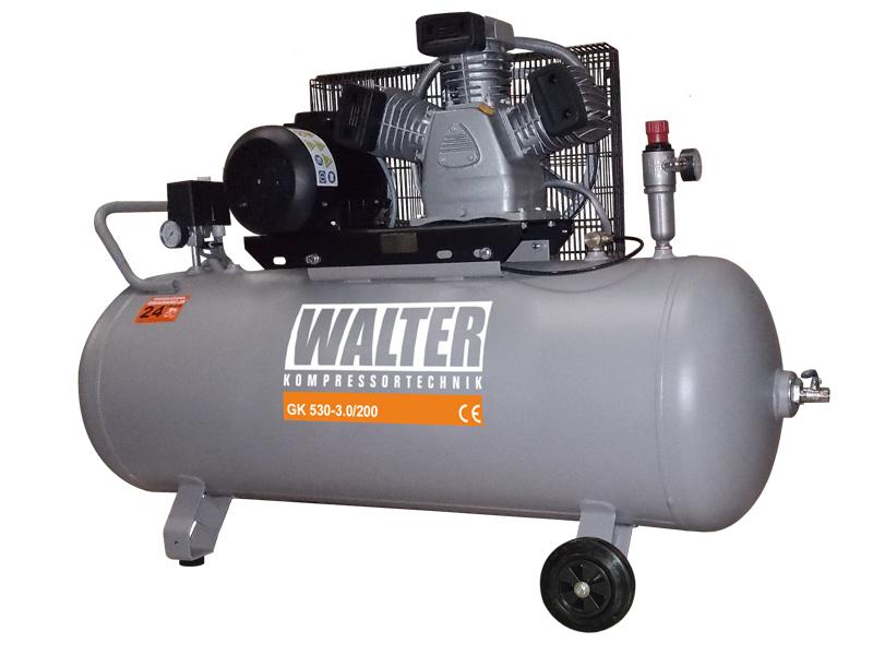 Kompresor WALTER GK 630-4.0 / 270 270LITR Kompresor