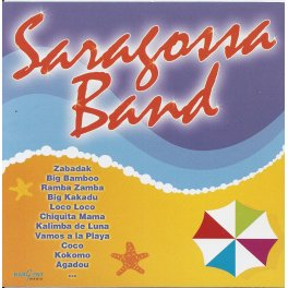 SARAGOSSA BAND Retro Festival Hity 2CD + Zmesi