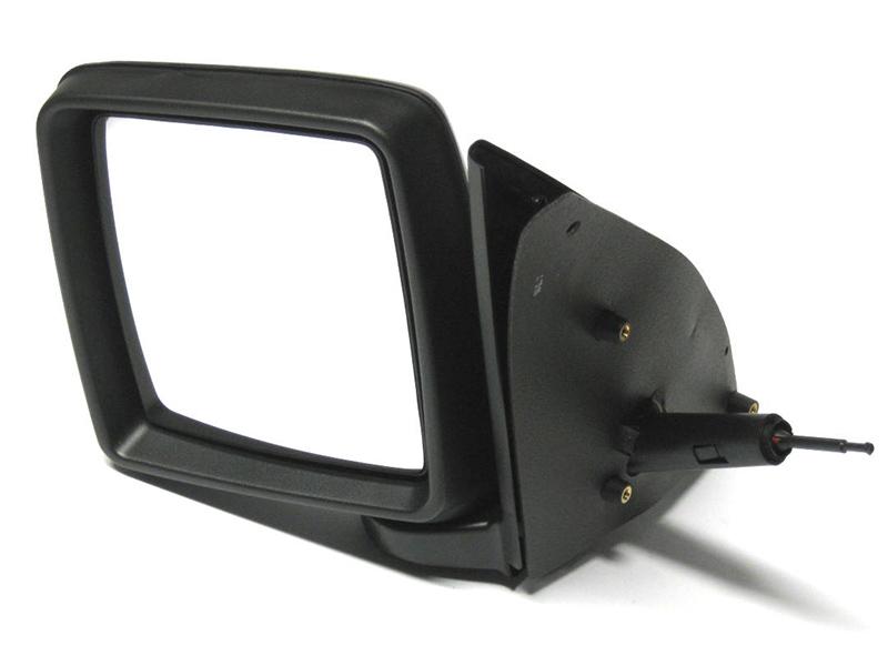 зеркало ручные черные левое opel комбо c 01-11