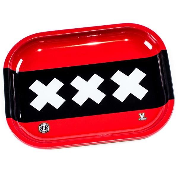 V-SYNDICATE XXX алюминиевый рулон лоток небольшой