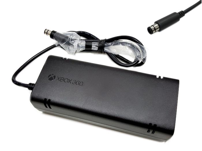 Item ORIGINAL POWER SUPPLY FOR MICROSOFT XBOX 360 E STINGRAY