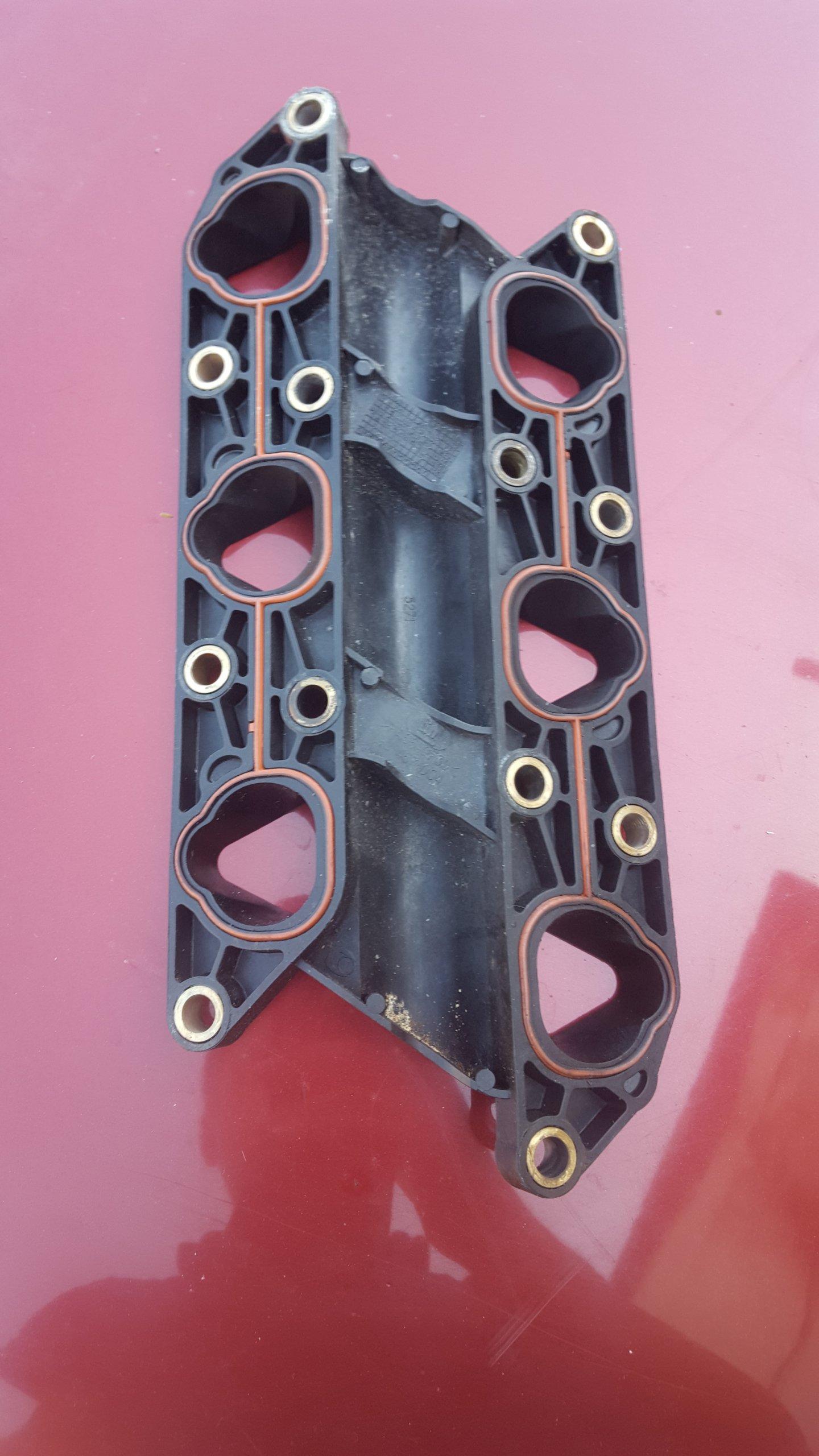 OPEL OMEGA B FL 3.0 V6 ОСНОВАНИЕ КОЛЛЕКТОРА 90467004