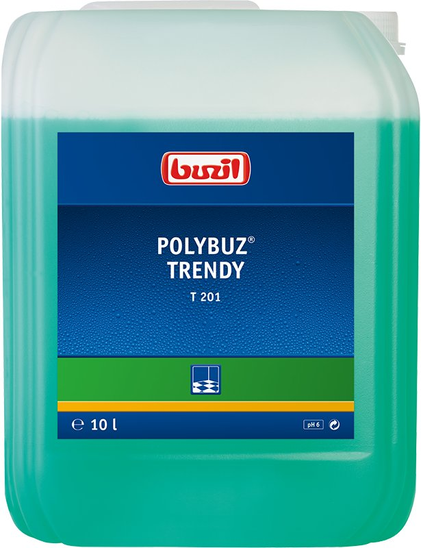 BUZIL T201 POLYBUZ TRENDY płyn do mycia podłóg 10