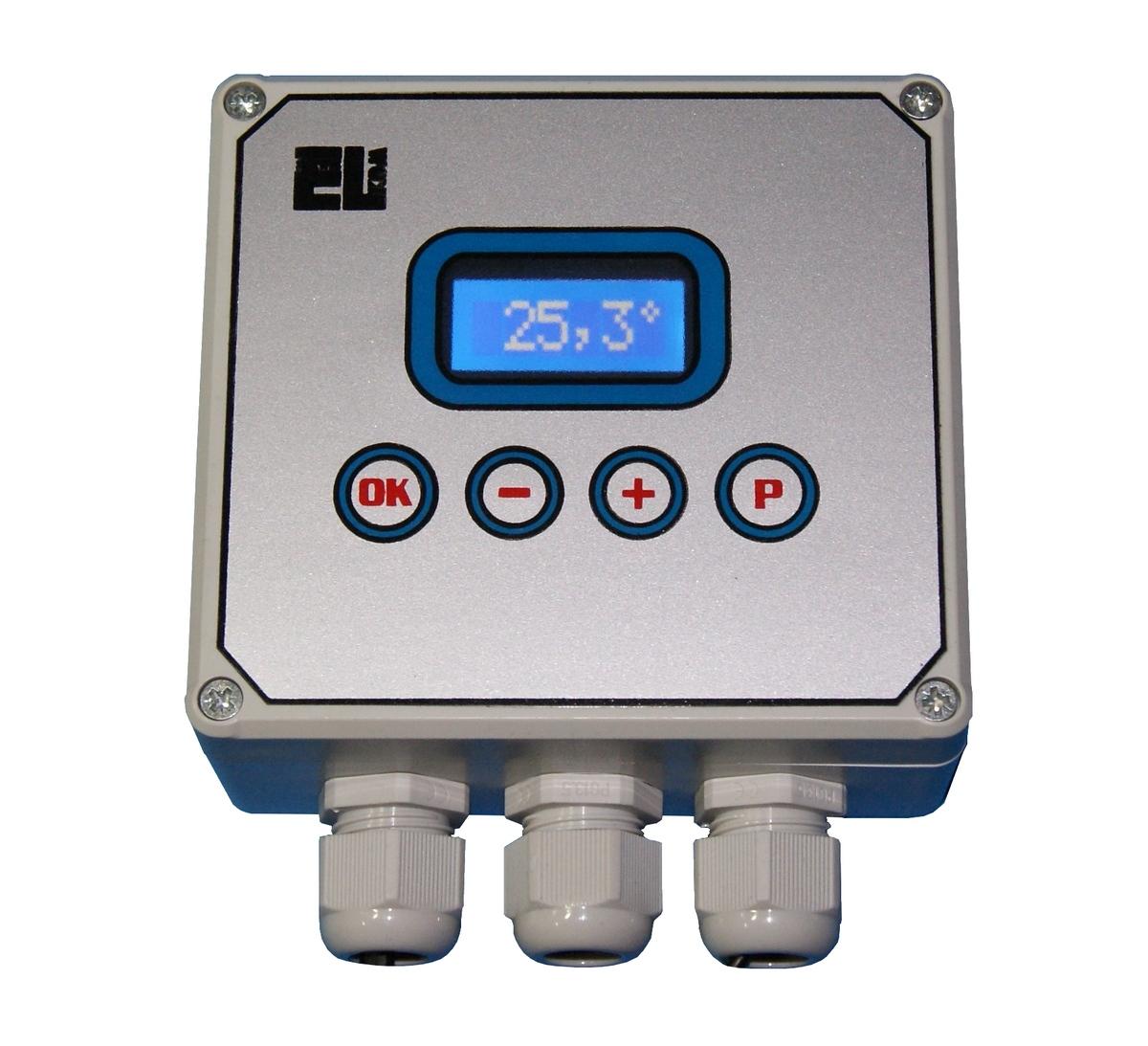 Snímač regulátora regulátora regulácie teploty