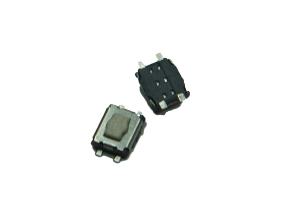 Micro Switch Tlačidlo SMD Tablet MP3 3x4x2mm