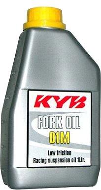 Масло к lag подвесок Kayaba KYB 01M FORK OIL 1 л