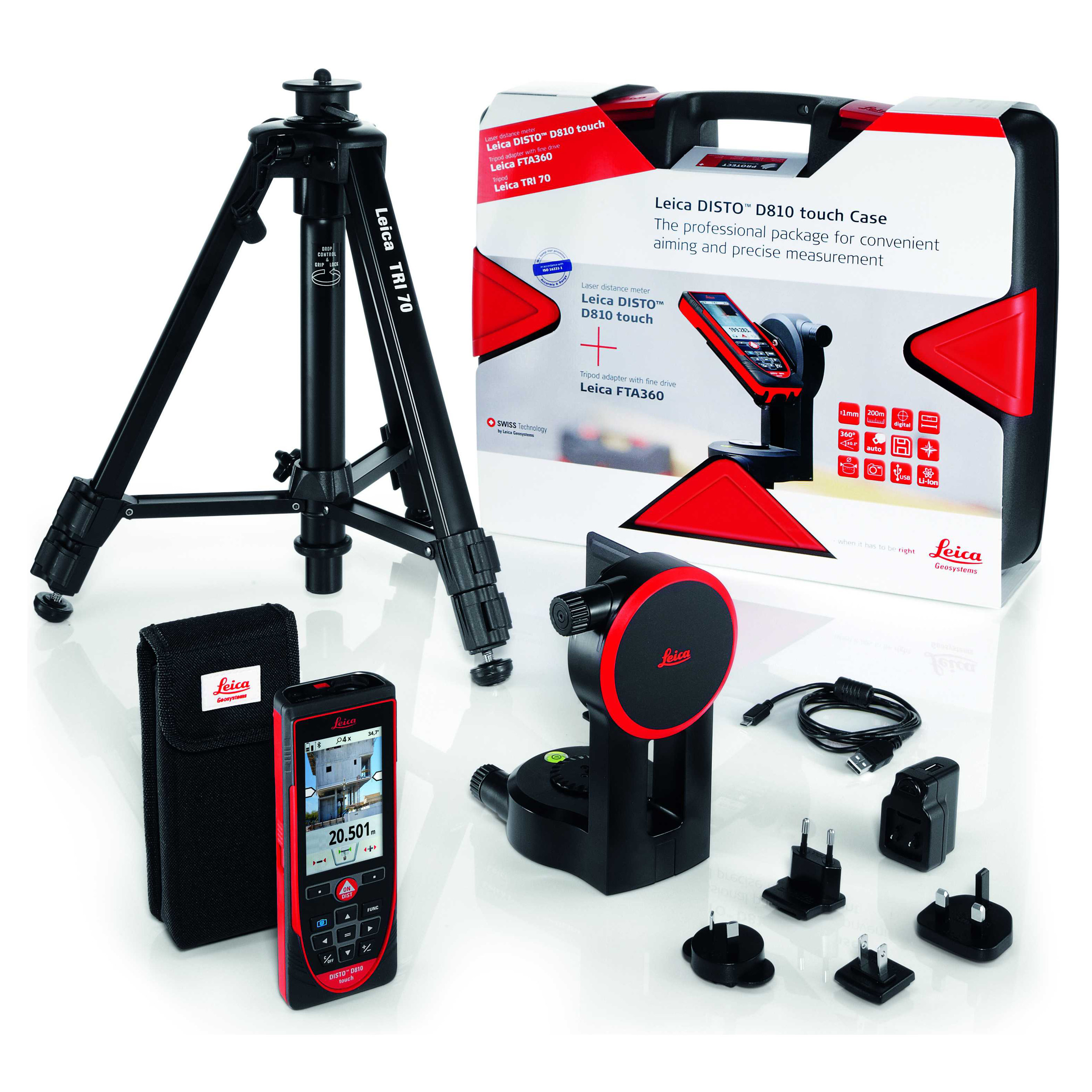 Leicica Disto D810 Laser D810 - SPACK