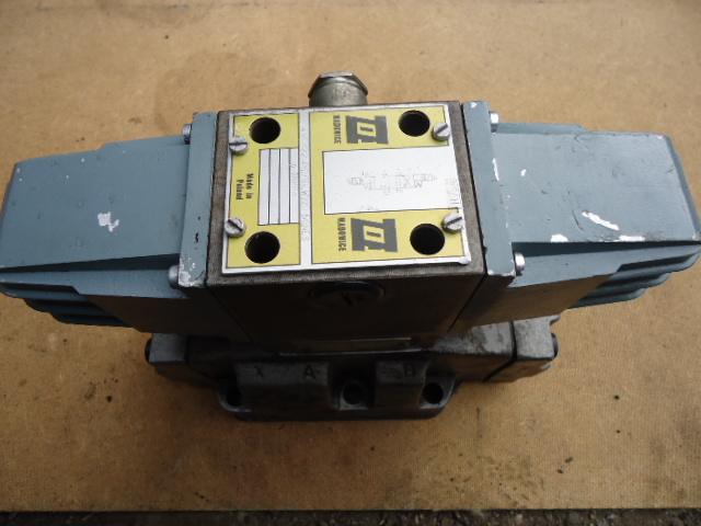 4WEH22 Solenoidový ventil PONAR F / DPH