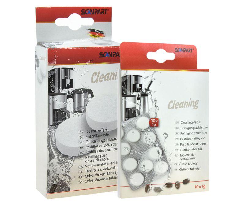 ТАБЛЕТКИ для очистки кофе-машин 16pcs.