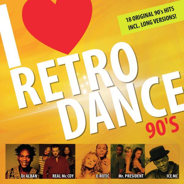 MILUJEM RETRO DANCE 90's Gina G Snap, Pán Prezident +