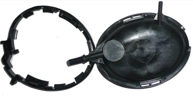 крышка зажим фильтра топлива peugeot 206 19d dw8