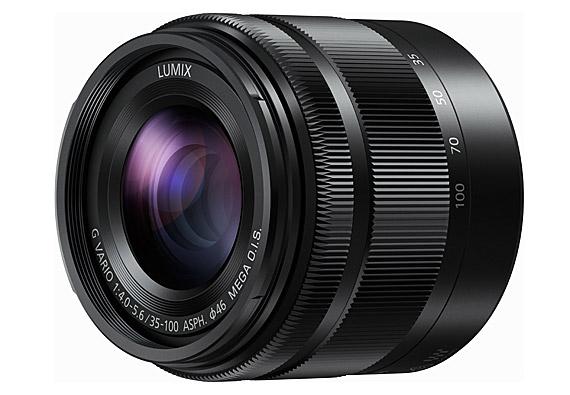 Panasonic Lumix G 35-100 F / 4-5,6 ASPH. Mega O.I.S.