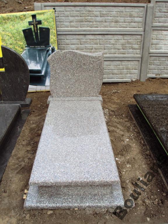 Nagrobek Pomnik Granitowy Z MONTAŻEM  Gdańsk