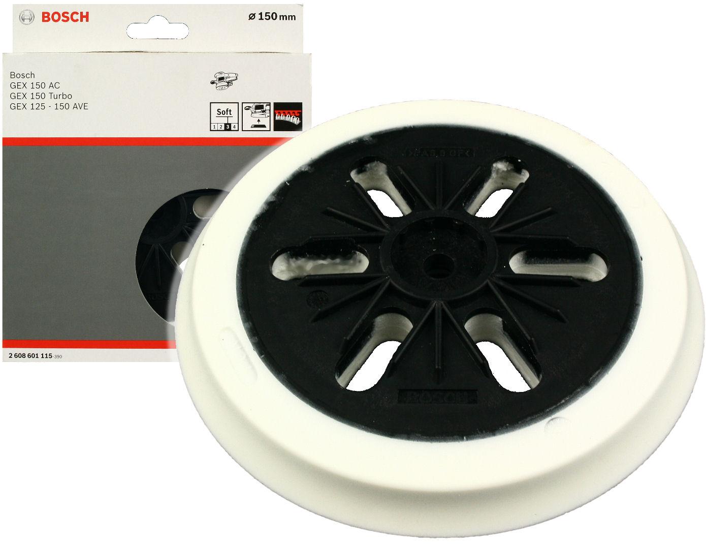 BOSCH Brúsna podložka 150 mm STREDNÁ pre GEX 150AC