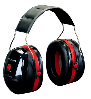 3M Nauszniki słuchawki ochronne Peltor Optime III