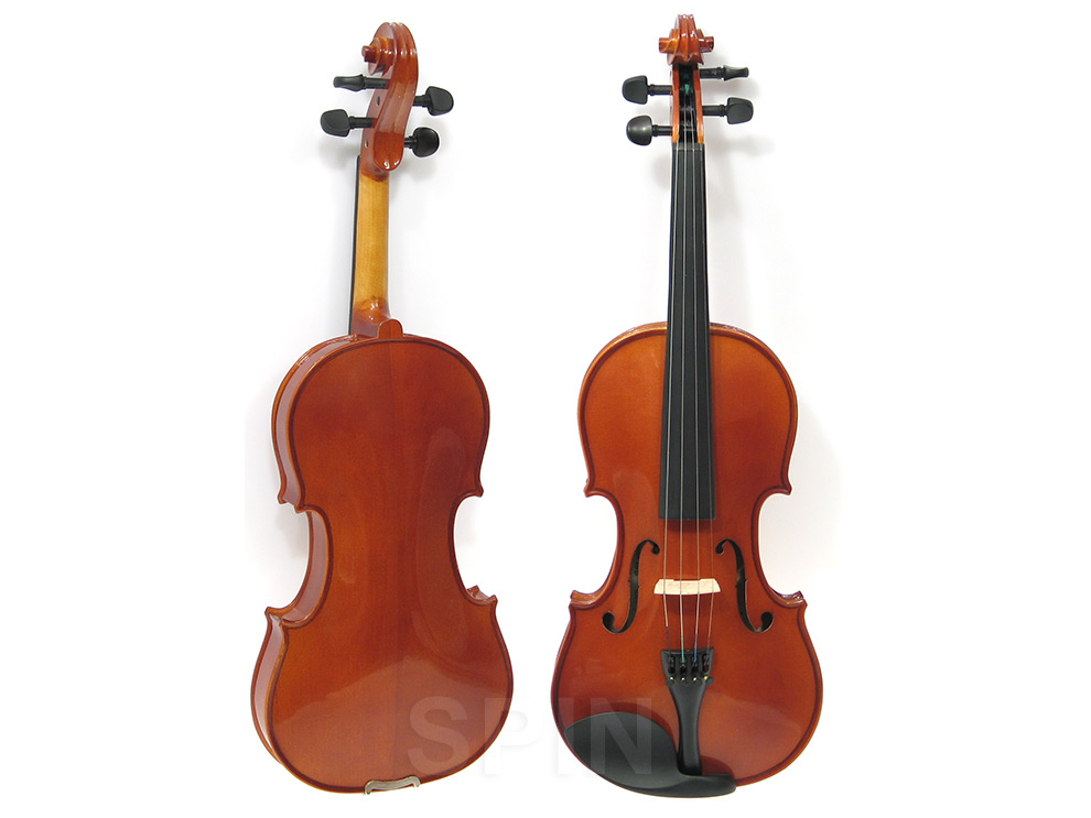 Item Ever Play VIOLIN +STRINGS SET +MANY ACCESSORIES