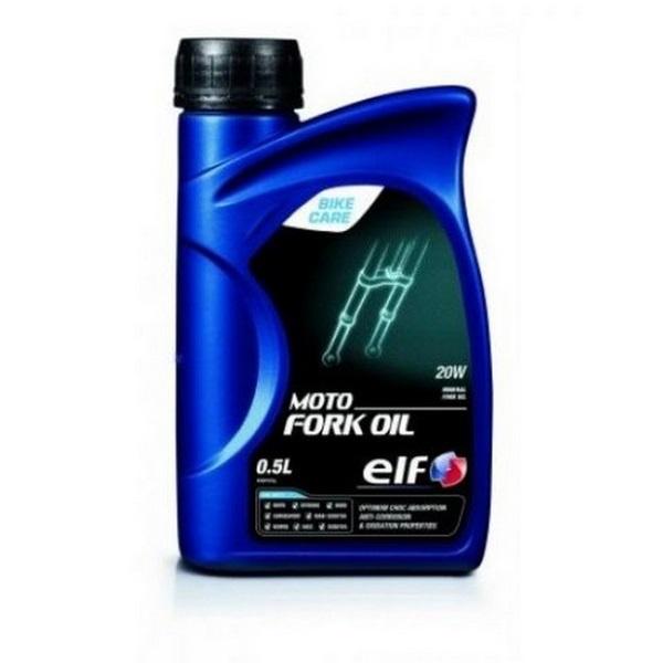 ELF MOTO FORK OIL 20W olej do amortyzatorów 0.5L