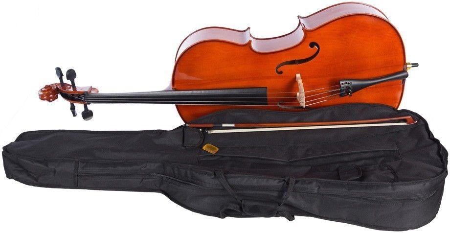 Cello 1/2 M-Tunes No.100 Drevený Lutnik