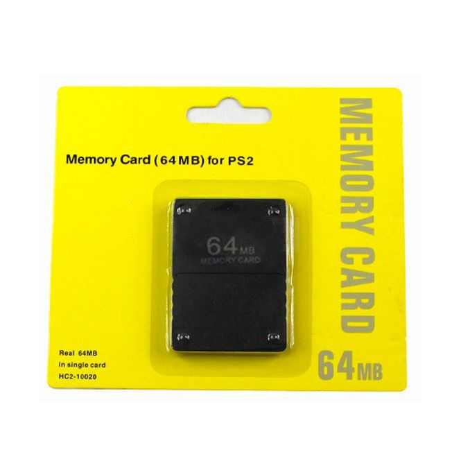 Item MEMORY CARD 64MB for Sony Playstation 2 PS2