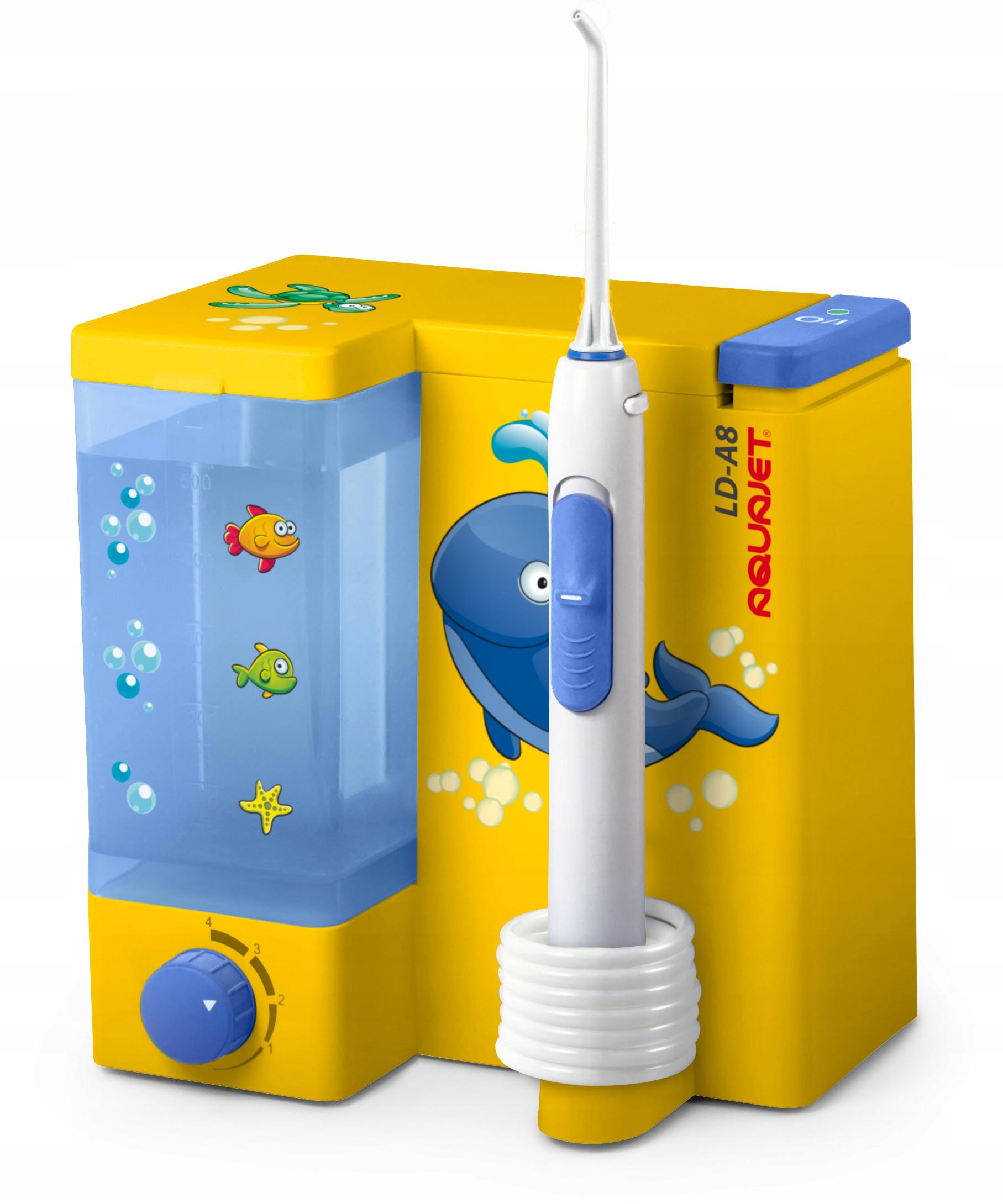 AQUAJET LD-A8 Irygator настольный для детей