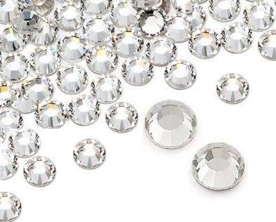 Zirkón 2 mm Crystals 144 ks. DIAMENKIKI THERMO