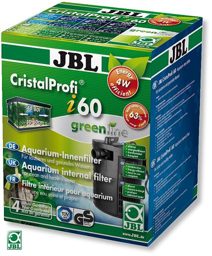MODULÁRNY VNÚTORNÝ FILTER JBL CRISTALPROFI i60