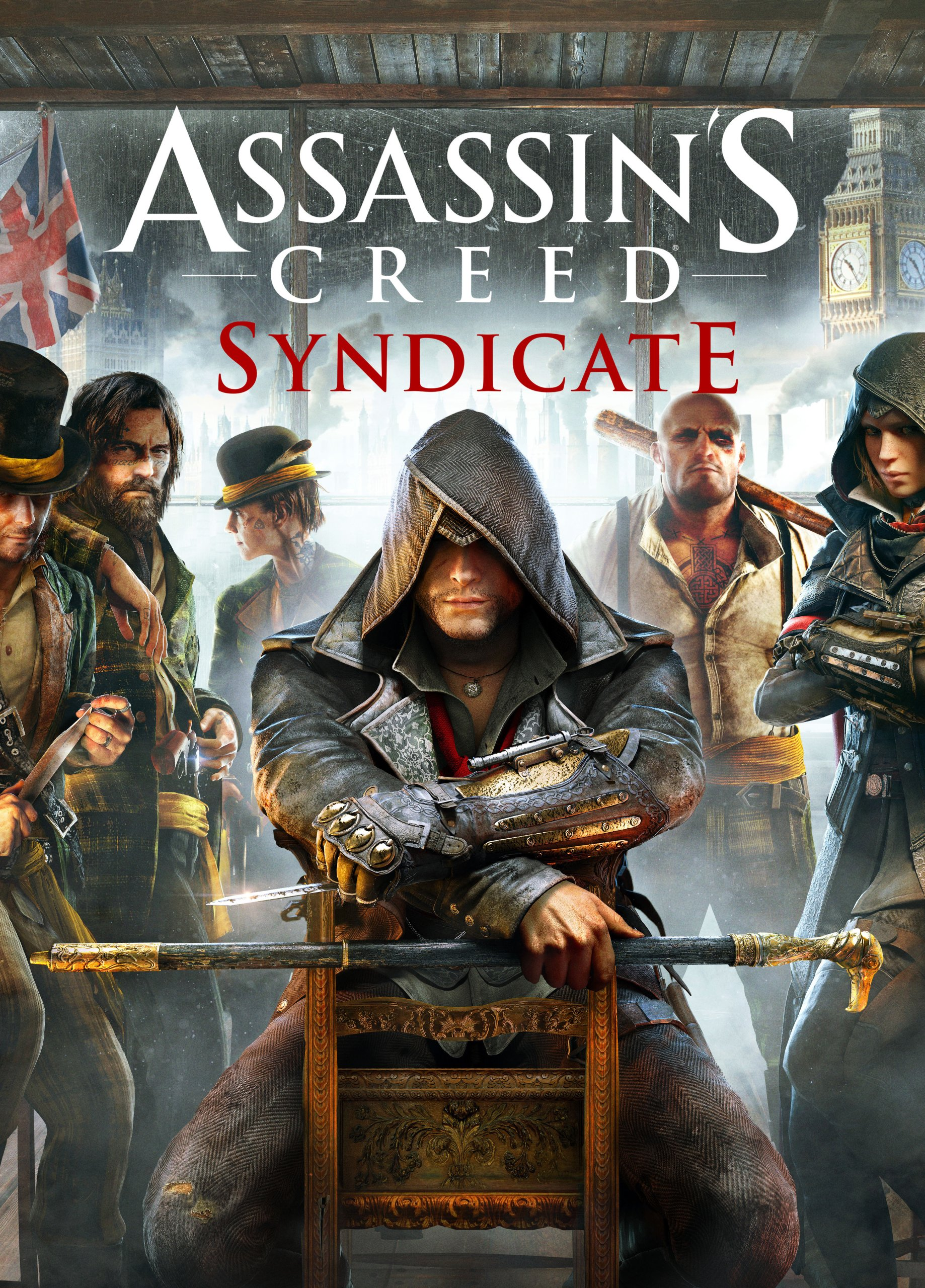 ASSASSIN'S CREED SYNDICATE  UPLAY  KLUCZ