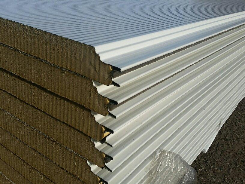 Sendvičový panel Ohornicka Pena ohrievanie strechy