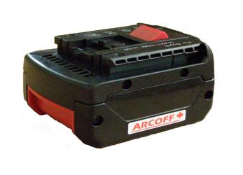 Li-ion batéria Arcoff F-14,4B pre Bosch 3,0 Ah