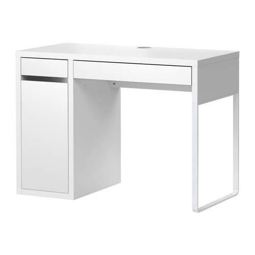 Икеа Современные письменный стол с шкафчиком 105x50x75 МИКЕ