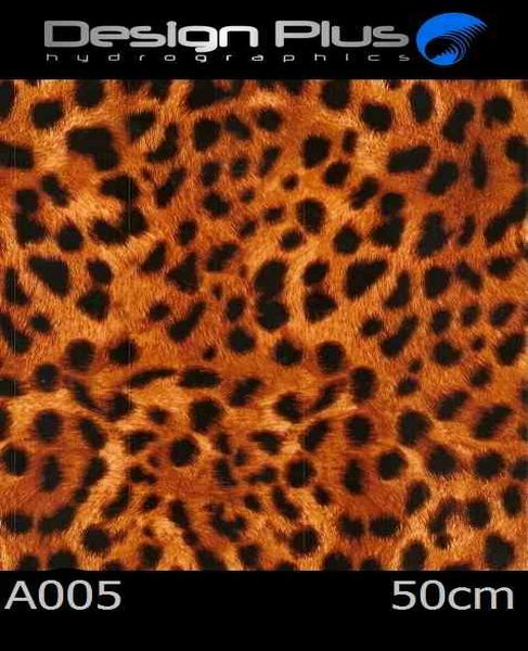 Hydrografika hydrografická fólia zvieratá A005