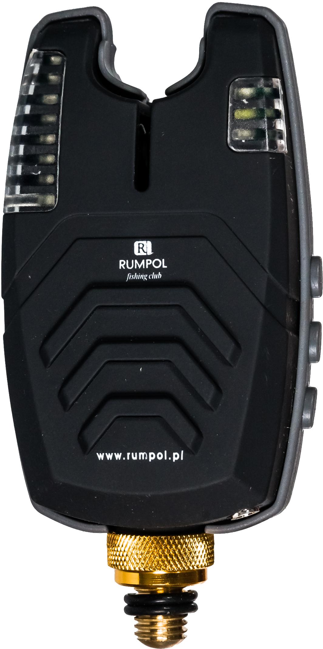 Elektronický RUMPOL 8 LED PROMO
