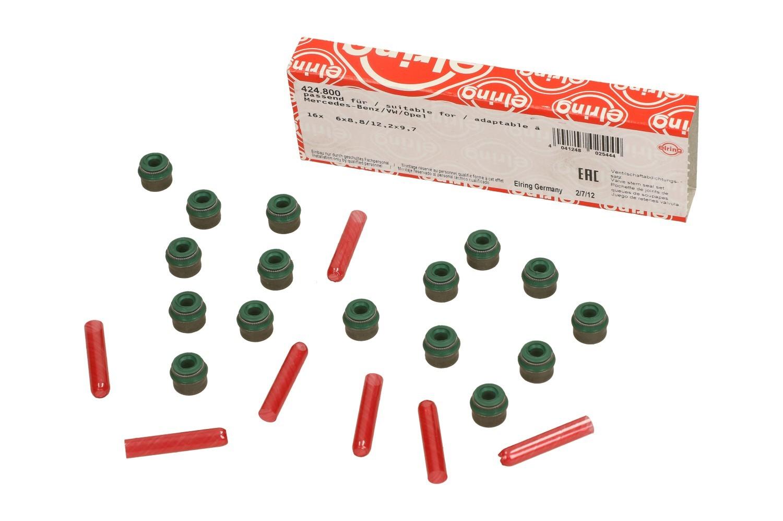 комплект герметики клапанов opel calibra a