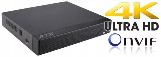 Rejestrator RTX Monitoring IP P2P 16 KAMER LSN9816 Waga produktu z opakowaniem jednostkowym 1 kg