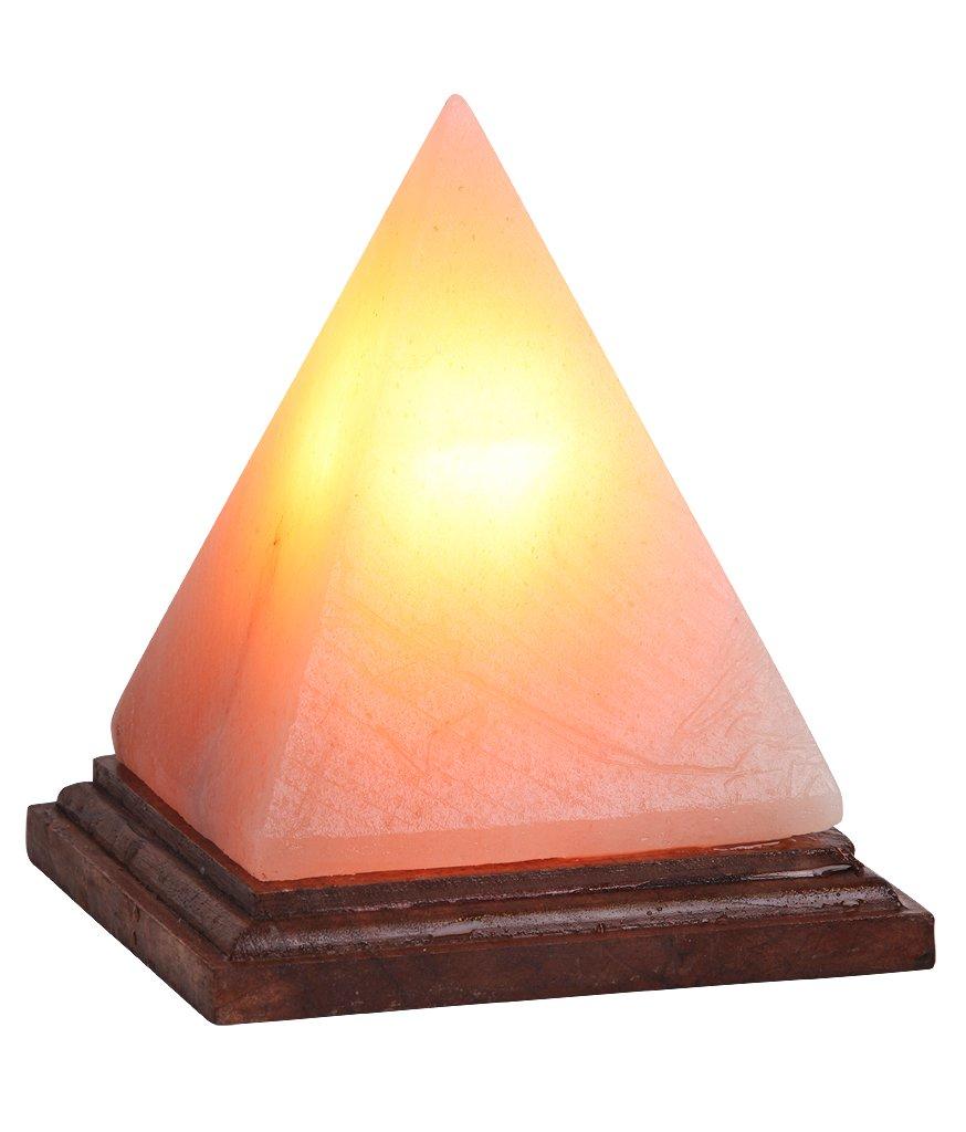 SOĽNÁ LAMPA PYRAMÍDY IONIZÁTOR VESUVIUS 2 KG 4096