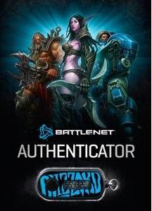 Купить Battlenet Authenticator Accountsec PC МАРКЕР НОВЫЙ на Otpravka - цены и фото - доставка из Польши и стран Европы в Украину.
