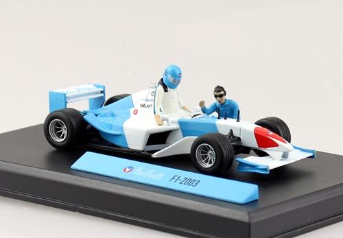 F1-2003 - 1:43 IXO MICHEL VAILLANT č. 2