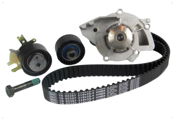 Комплект грм / двигатель SKF PEUGEOT 407 2.0 HDi
